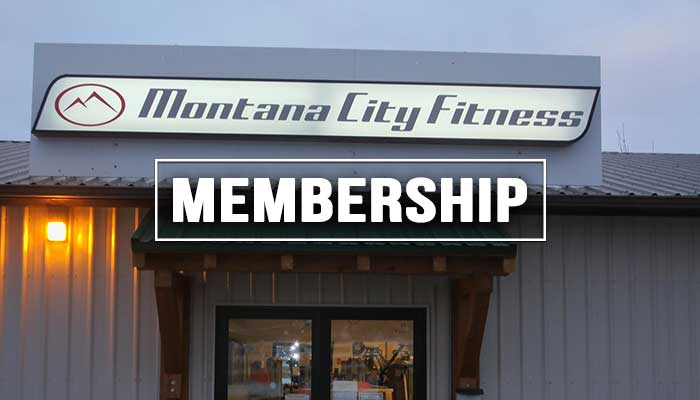 Montana City Fitness Membership